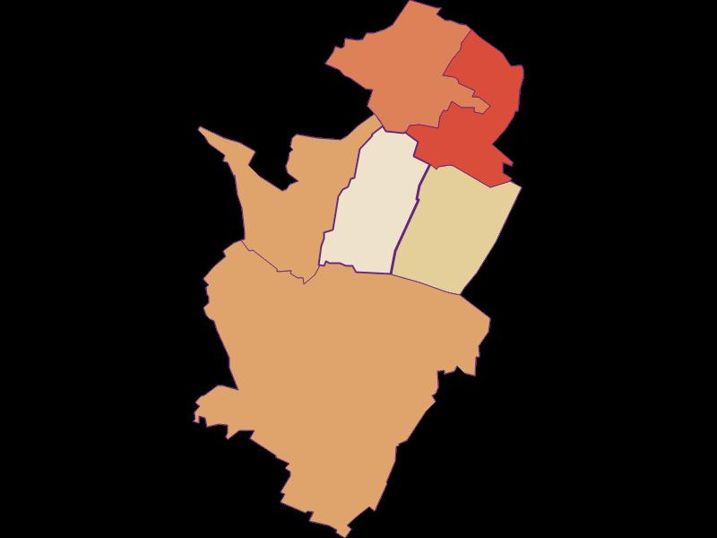 Population development since 1869 in Neusiedl an der Zaya