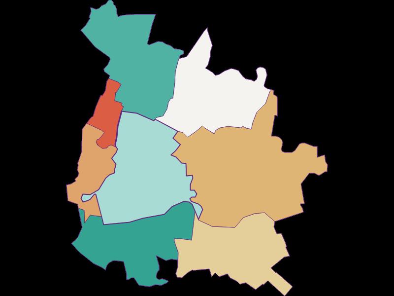 Population development since 1869 in Orth an der Donau