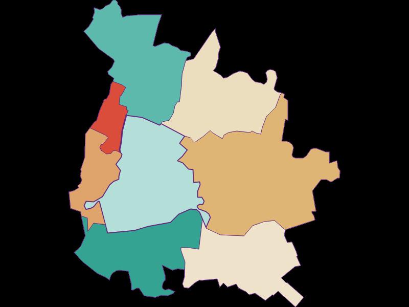 Population development since 1900 in Orth an der Donau
