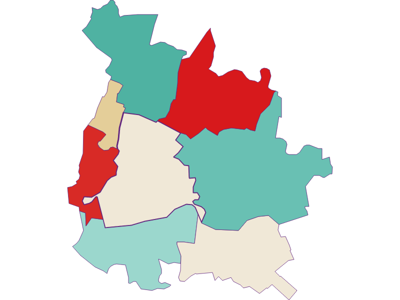 Population development since 2011 in Orth an der Donau