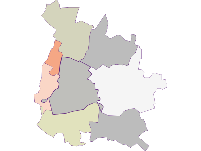 Farmers (comparison to federal state) in Orth an der Donau