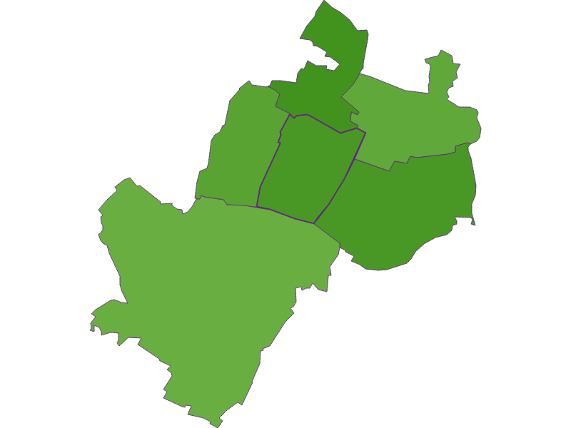 Settlement in Palterndorf-Dobermannsdorf