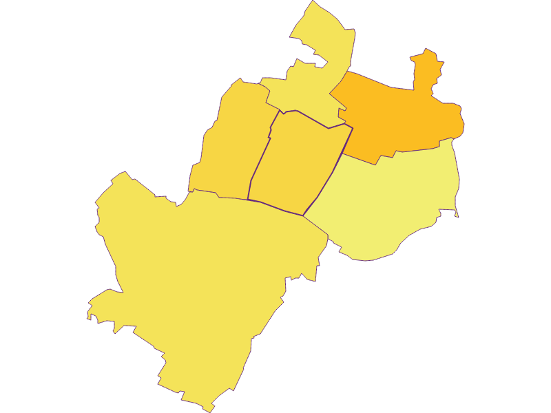 Population density in Palterndorf-Dobermannsdorf