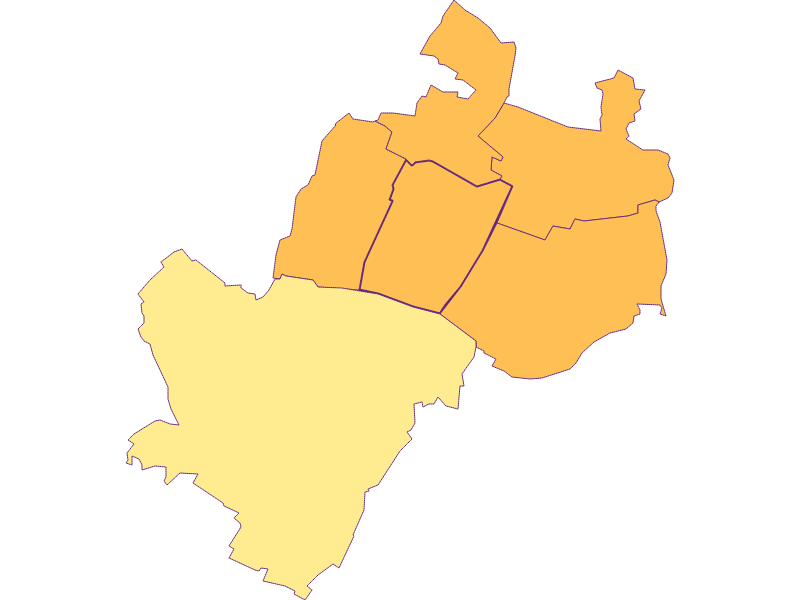 Urbanity in Palterndorf-Dobermannsdorf