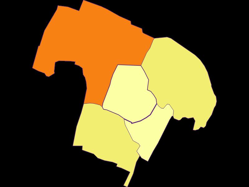 Population density in Parbasdorf