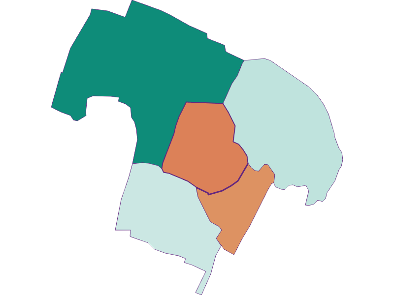 Population development since 1900 in Parbasdorf