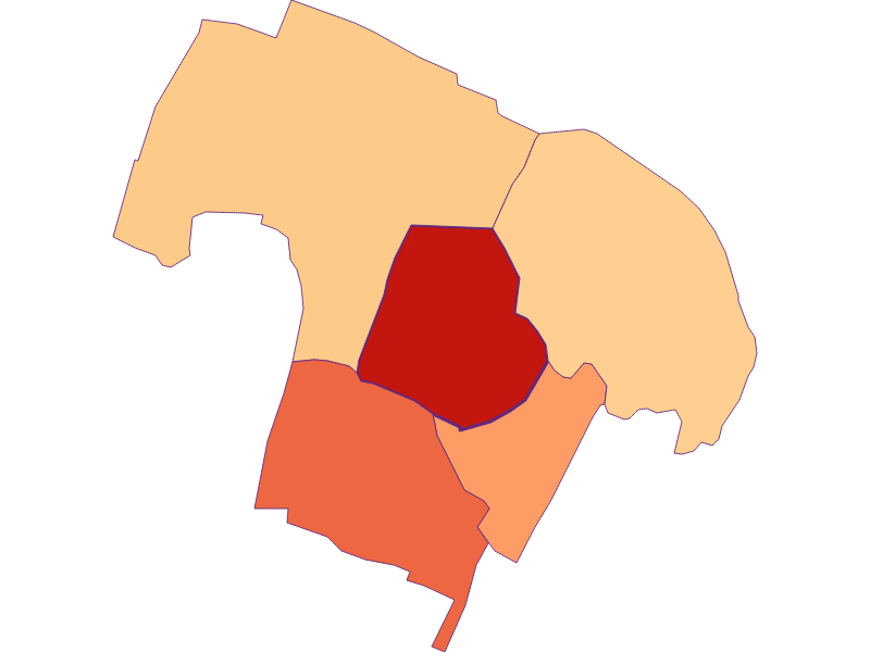 Household size in Parbasdorf