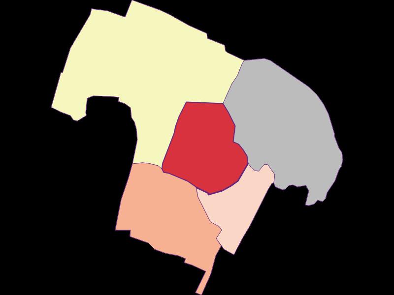 Farmers (comparison to federal state) in Parbasdorf