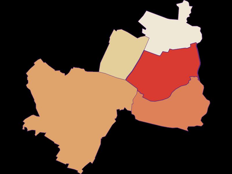Population development since 1869 in Ringelsdorf-Niederabsdorf