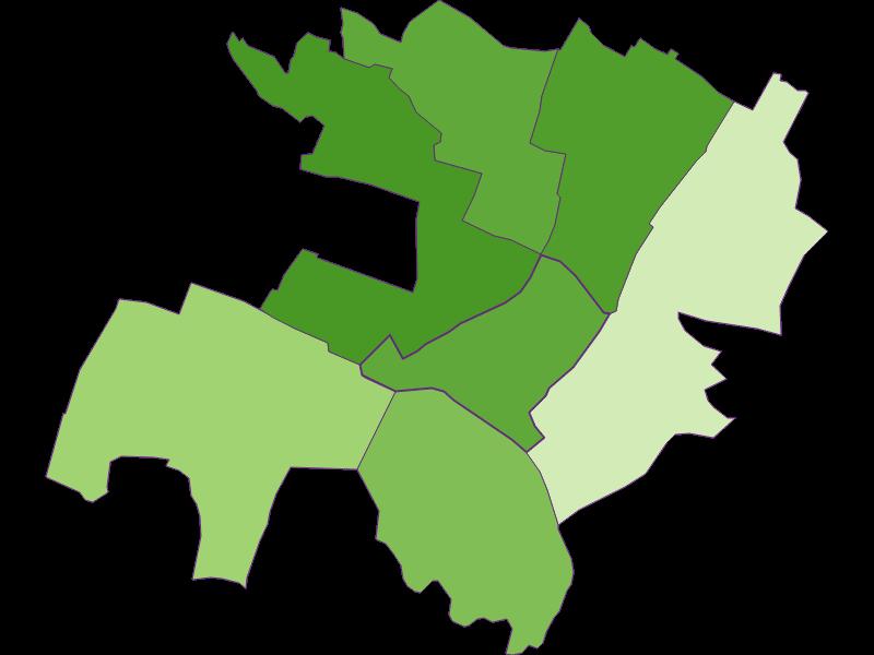 Заселенность в Strasshof an der Nordbahn