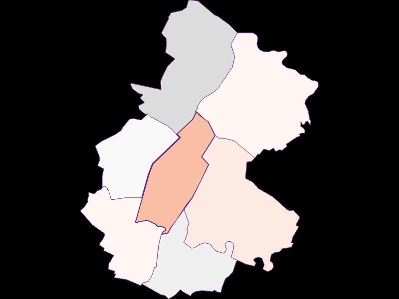 Activity rate in Untersiebenbrunn
