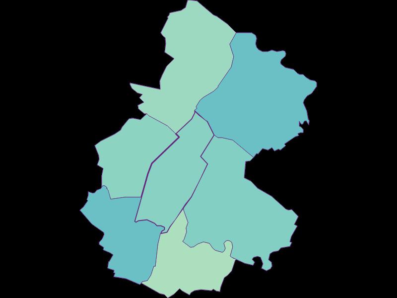 Share of foreigners in Untersiebenbrunn