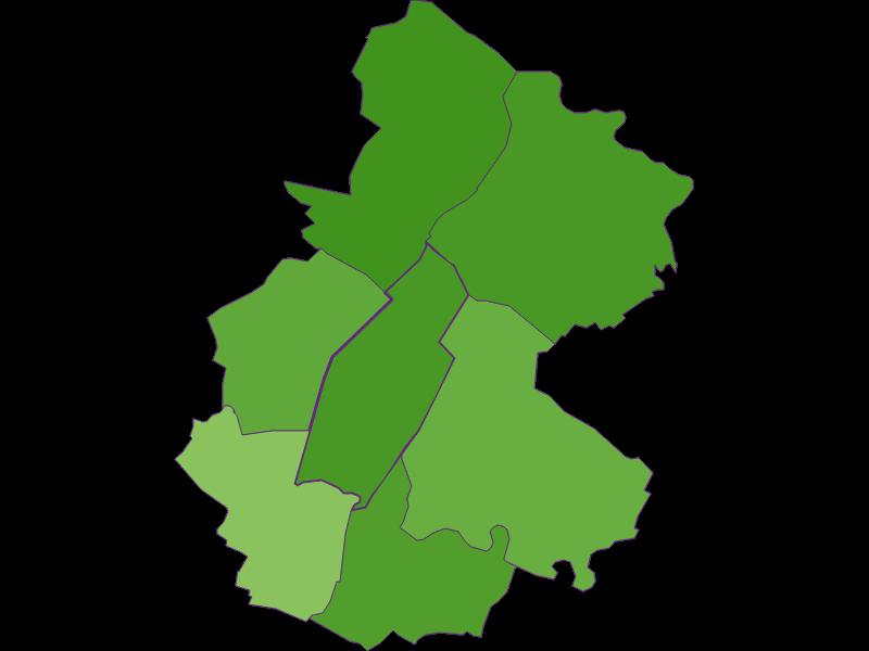 Settlement in Untersiebenbrunn