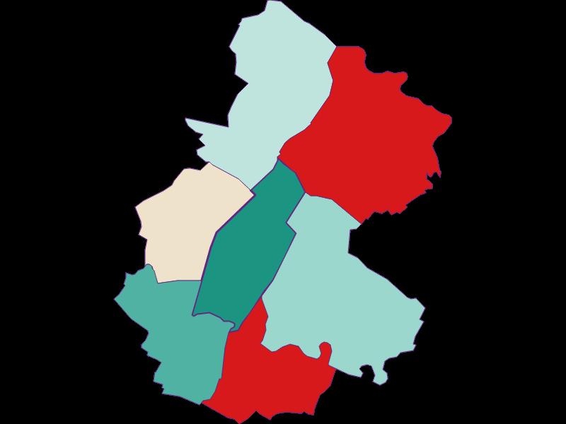 Population development since 2011 in Untersiebenbrunn