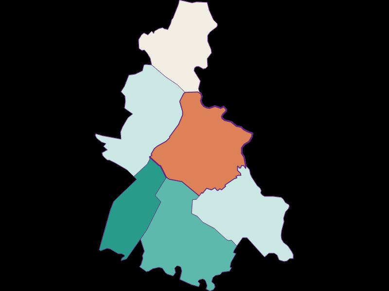 Bevölkerungsentwicklung seit 1869 in Weiden an der March