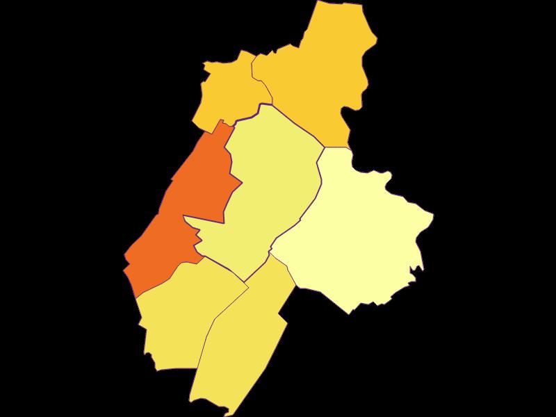 Population density in Weikendorf