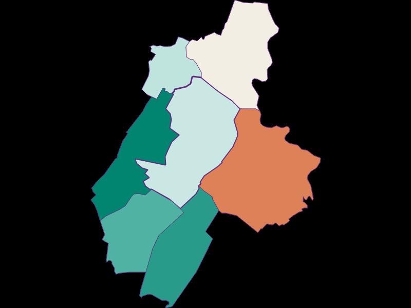 Population development since 1869 in Weikendorf