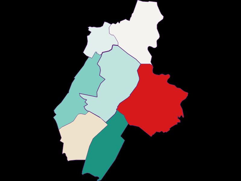Population development since 2011 in Weikendorf