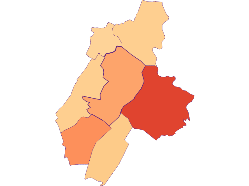 Household size in Weikendorf