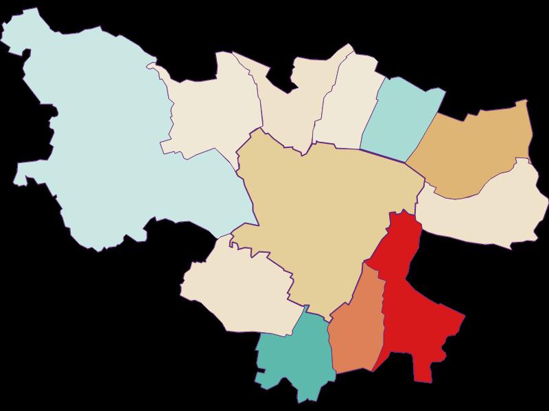 Демография с 2011 года в Zistersdorf
