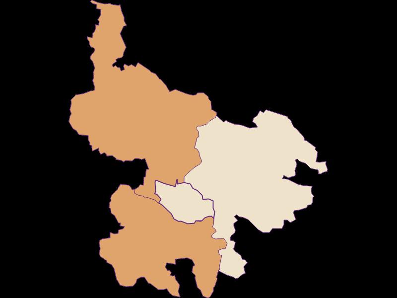 Population development since 2011 in Hirschbach