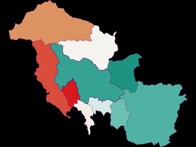 Прирост населения за 1869-2018   Gratwein-Straßengel