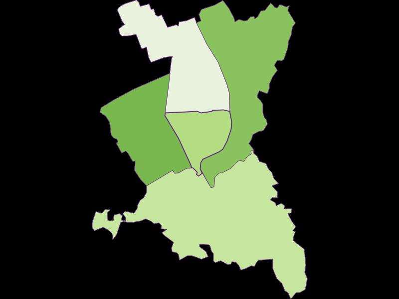 Besiedlung in Werndorf