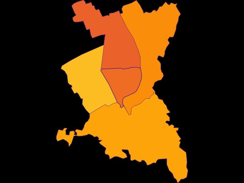 Bevölkerungsdichte in Werndorf