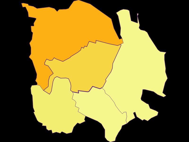 Плотность населения в Bocksdorf