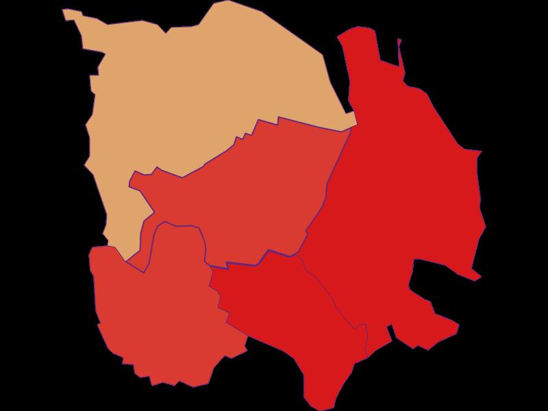 Демография с 1900 года в Bocksdorf