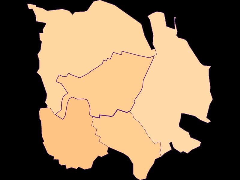 Размер домохозяйства в Bocksdorf