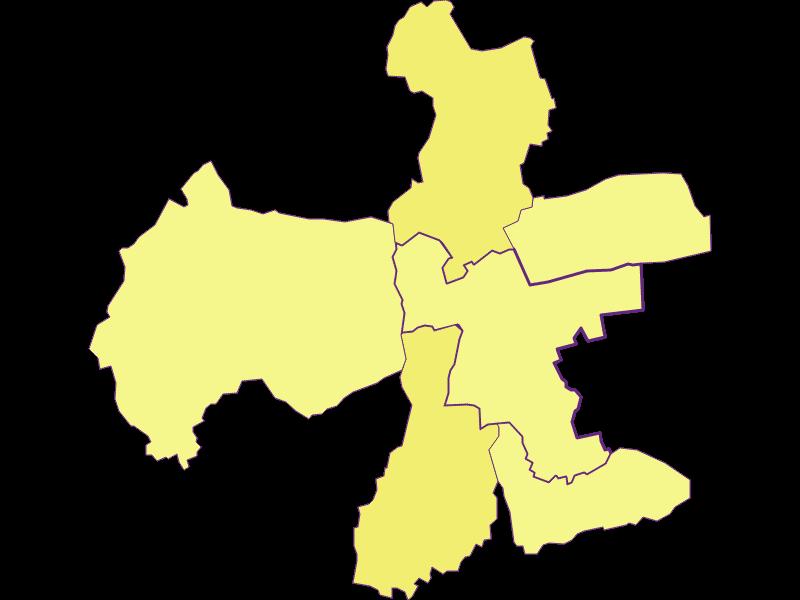 Population density in Eberau