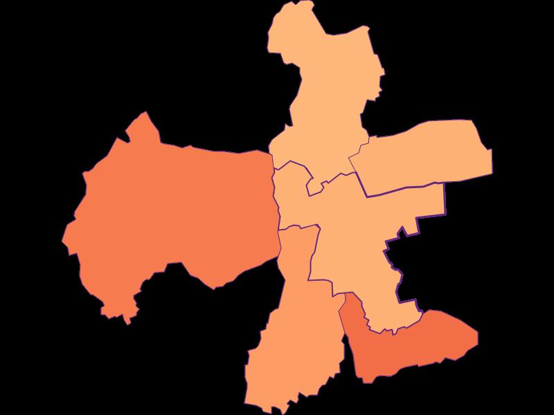 Household size in Eberau