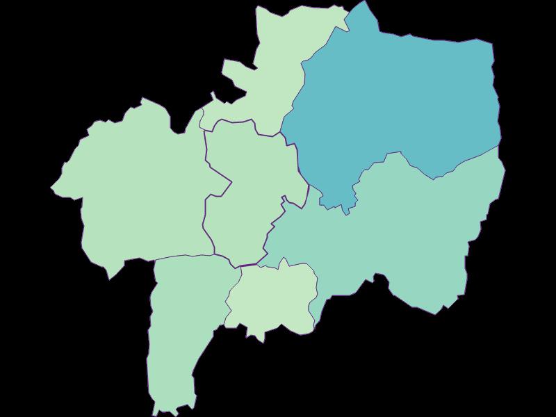 Fremdenanteil in Gerersdorf-Sulz