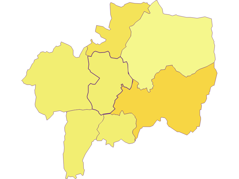 Population Density | Gerersdorf-Sulz