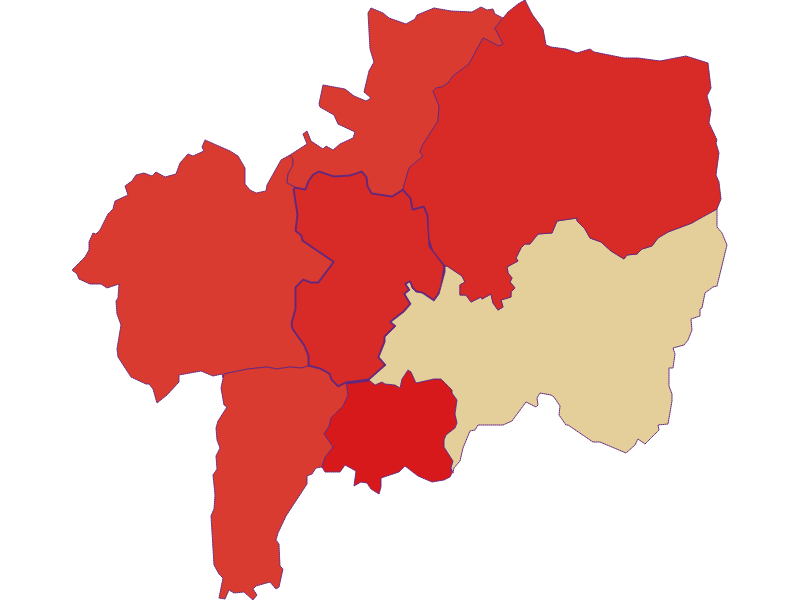 Bevölkerungsentwicklung seit 1900 in Gerersdorf-Sulz
