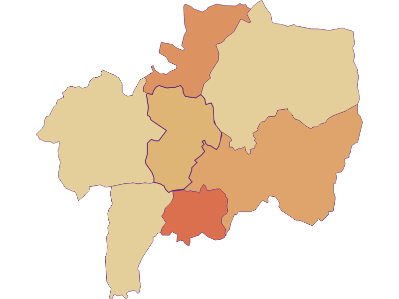 Bevölkerungsentwicklung seit 2011 in Gerersdorf-Sulz