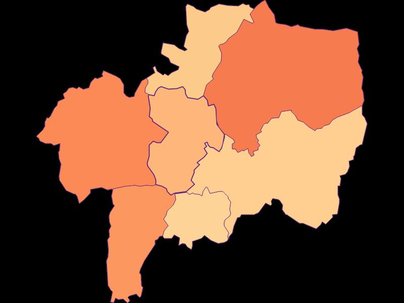 Haushaltsgröße in Gerersdorf-Sulz