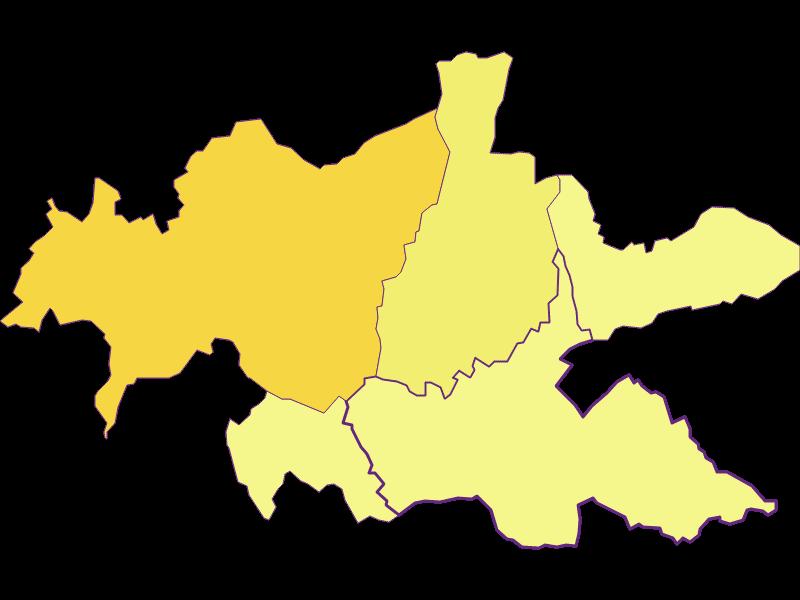 Плотность населения в Heiligenbrunn