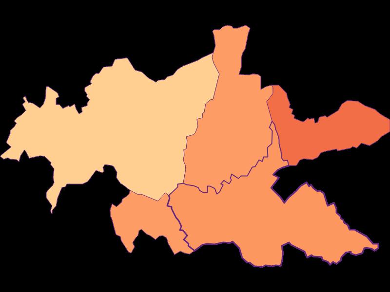Размер домохозяйства в Heiligenbrunn