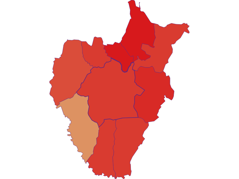 Демография с 1900 года в Kukmirn