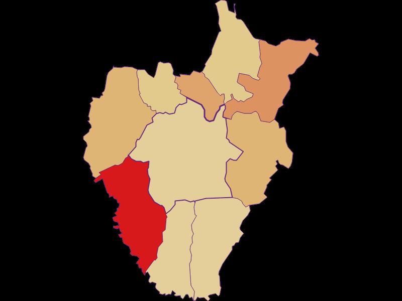 Population development since 2011 in Kukmirn