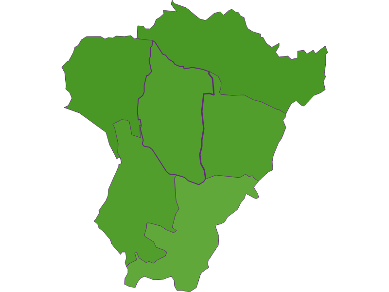 Settlement in Neuberg im Burgenland