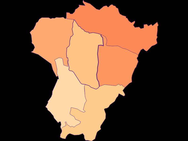 Household size in Neuberg im Burgenland
