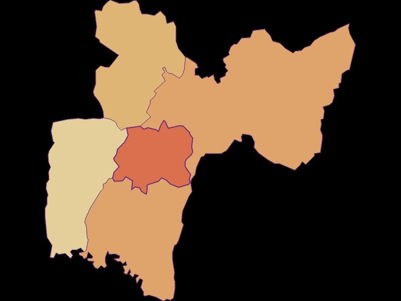 Population development since 2011 in Neustift bei Güssing