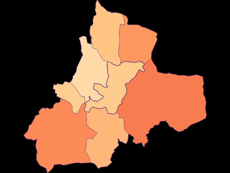 Размер домохозяйства в Sankt Michael im Burgenland