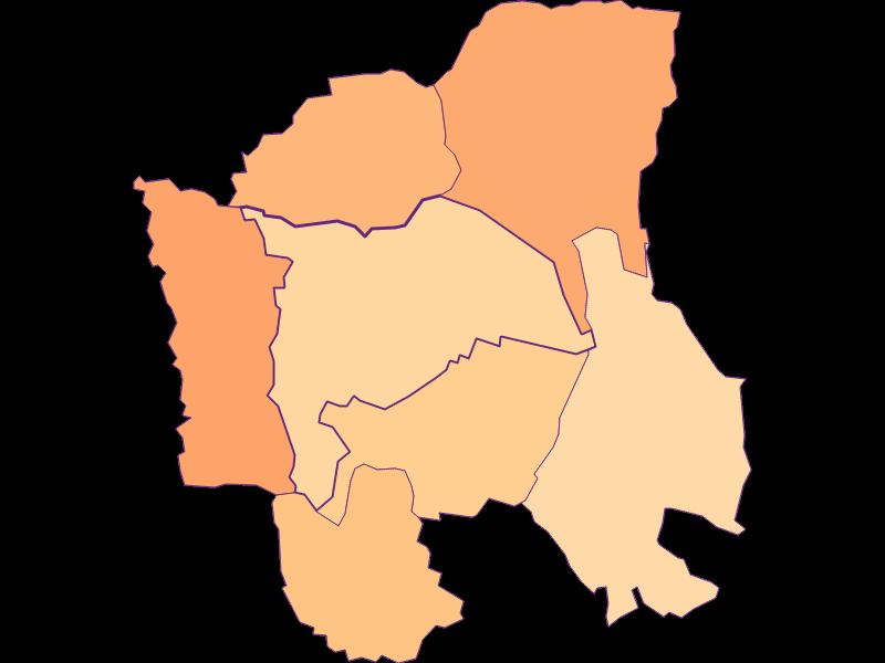 Размер домохозяйства в Stegersbach