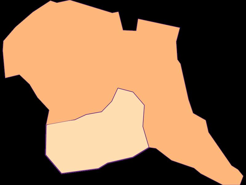 Размер домохозяйства в Tschanigraben
