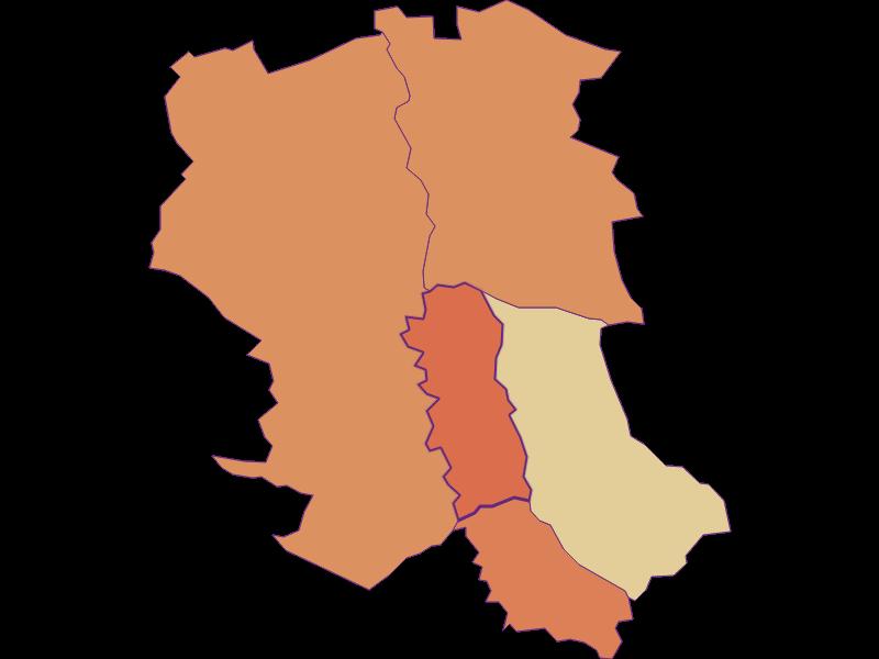Population development since 1900 in Wörterberg