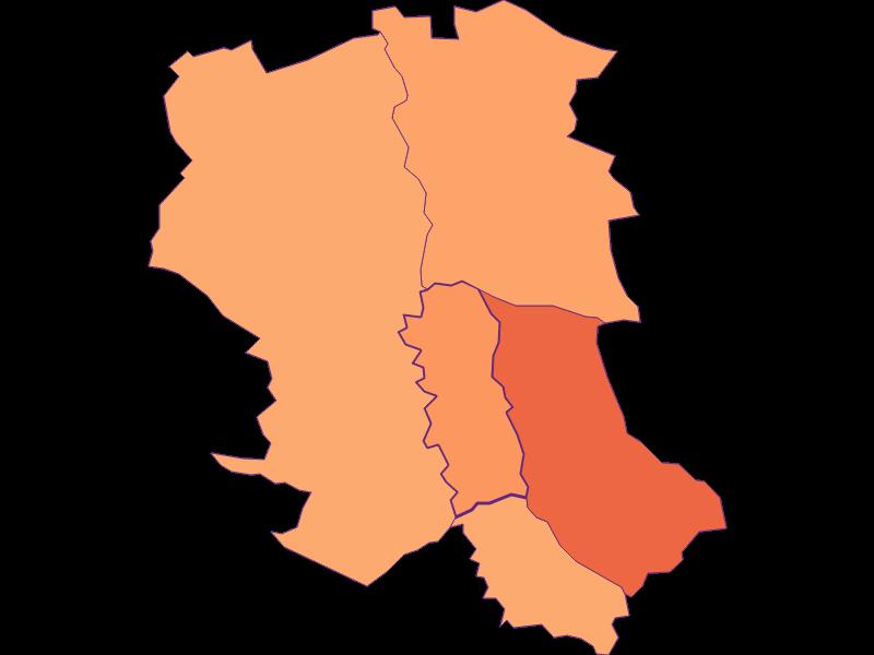 Household size in Wörterberg
